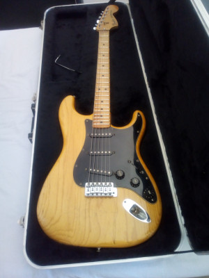 Fender Stratocaster USA de 1977 CAMBIADA