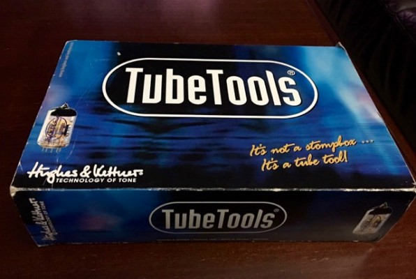 Hughes and Kettner Tube Factor
