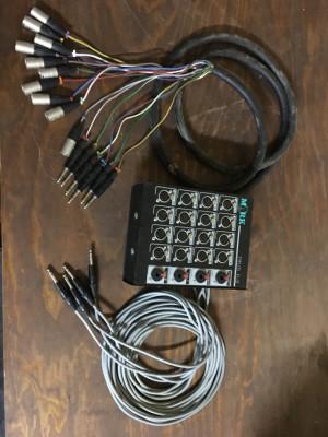 Caja de conexiones 16 canales