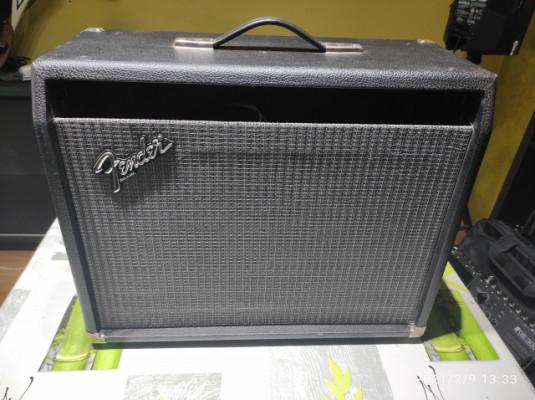 Pantalla casera en un Fender stage 185