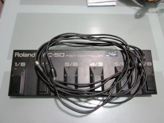Roland GFC-50 controladora MIDI