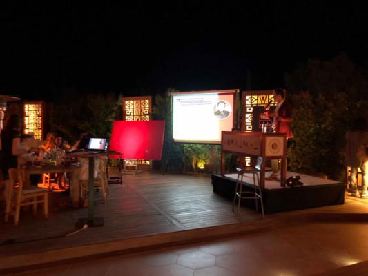 Alquiler sonorización, iluminación, y video proyección en Barcelona - Ibiza