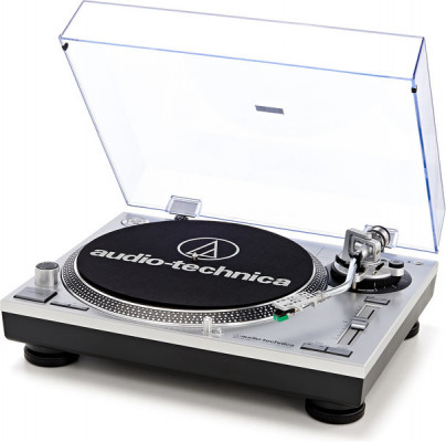 Platos Audio Technica Lp 120 nuevos en caja cerrada