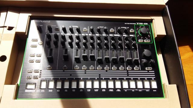 Roland AIRA TR8 Tr-8