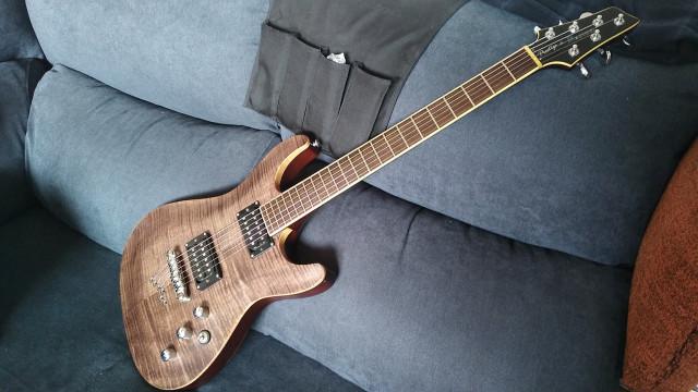 Ibanez prestige sz1220 Japan