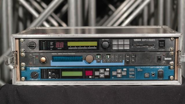LEXICON PCM70 Digital Reverberator