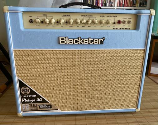 Amplificador Blackstar Edición Limitada HT Club 40