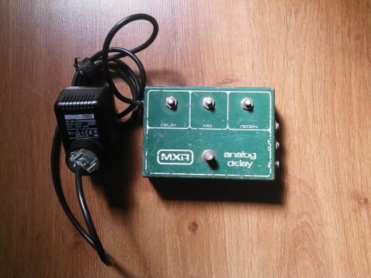 Vintage MXR M-118 Analog Delay