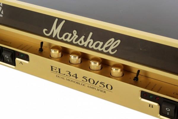 o cambio: Etapa Marshall EL34 50/50