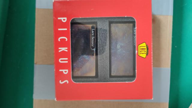 Pastillas Lace Sensor Finger Burners