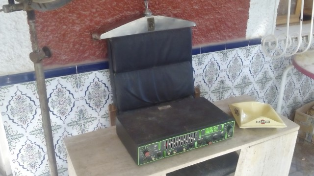 Cabezal Pre-Amp Compressor EQ Trace Elliot GP 12 SMX