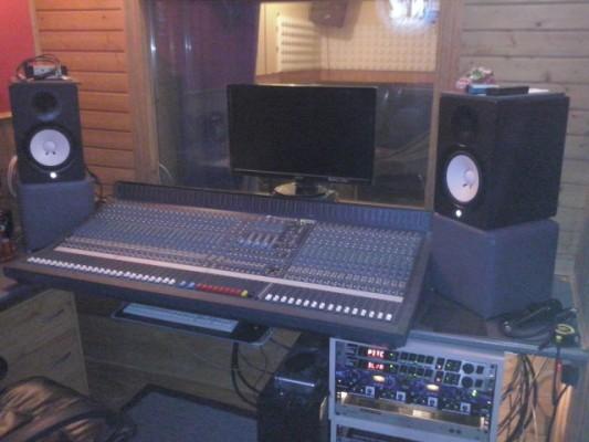 Soundcraft two + Presonus acp 88