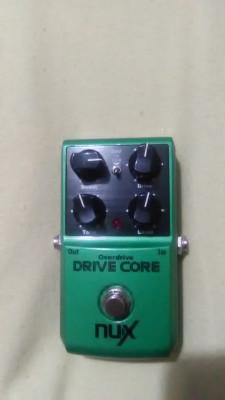 Nux drive core, envio incluidio