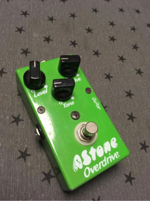 Overdrive astone (tubescreamer ts808)