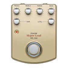 pedal distorsion Zoom Hl-01
