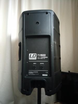"""Altavoz 15"""" LD System"""