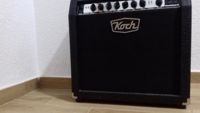 Amplificador de guitarra Koch Studiotone XL Combo(envío incluido)