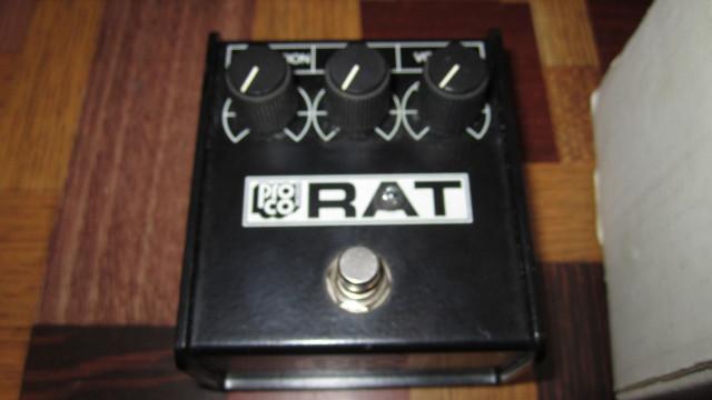 ProCo RAT Whiteface Reissue (limited edition 85) Envío 24h incluído.