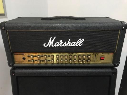 Cabezal Marshall AVT 150 Valvestate