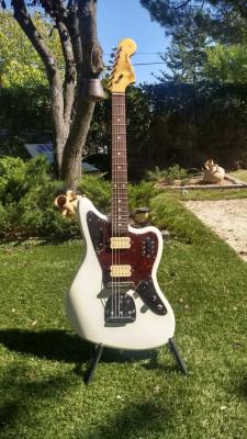 Fender Jaguar Modern Player HH OW