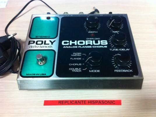 Electro Harmonix Poly Chorus (Versión Antigua).