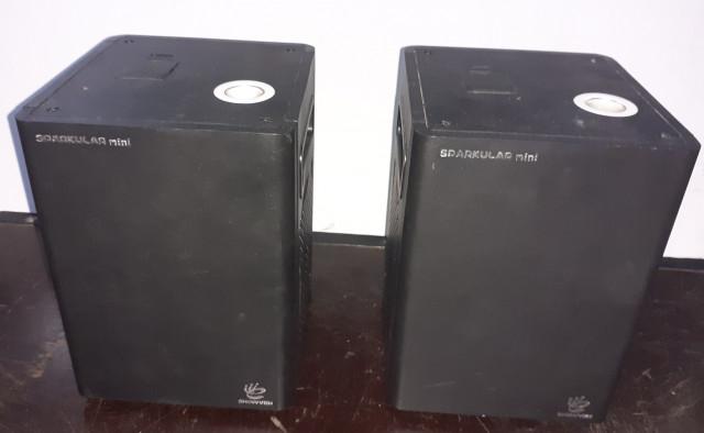 2 maquinas sparkular MINI por 600€