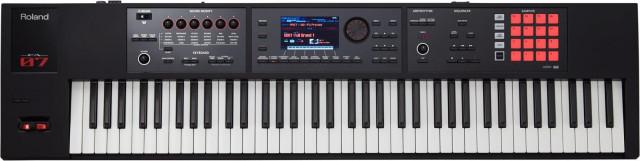 ROLAND FA-06 por algún otro workstation (Korg, Yamaha, Roland, Kurzweil,....)
