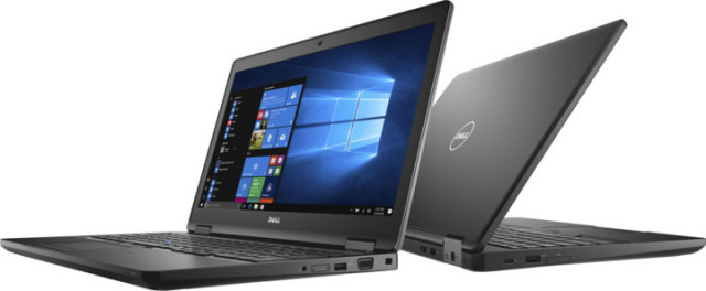 """Workstation DELL 15"""" Thunderbolt3 NVIDIA intel i7 quad 32GB SSD"""