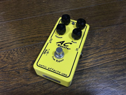 Xotic AC Booster