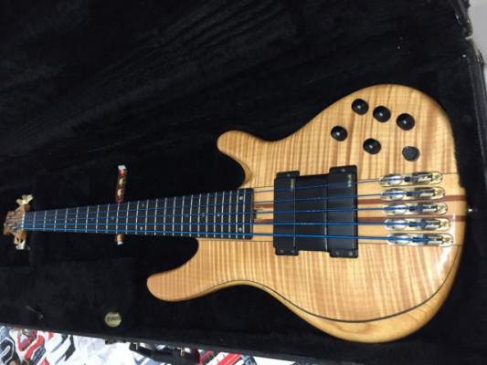 YAMAHA TRB 5Pii - (año 93) Increíble instrumento