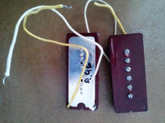 Pastillas P90 para Jazzmaster