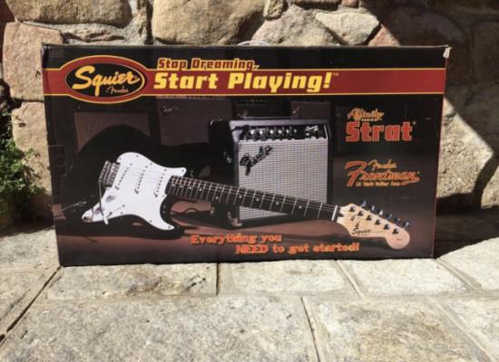Kit Squier Stratocaster NUEVO