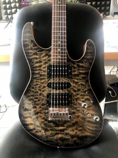 Rossi Custom Guitar
