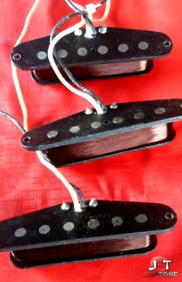 Pastillas Fender Fullerton USA avri de 1982-84