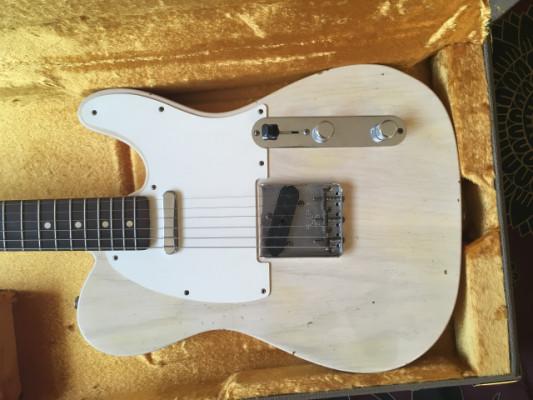 Edición limitada Fender Telecaster  2015 NAMM.