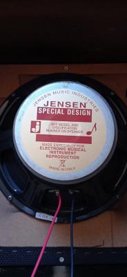 Jensen C12 K 4 Ohm