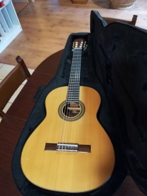 Guitarra clásica de luthier Benito Casais Aquino