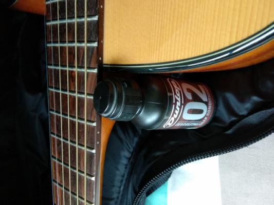 Guitarra acústica Lag T66DCE