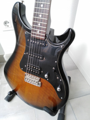 Vendo guitarra PRS SE EG