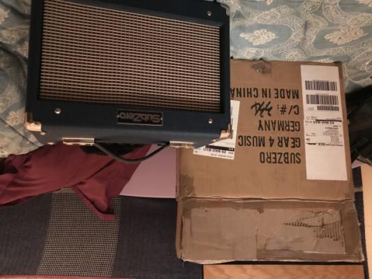 Amplificador subzero válvulas 5w