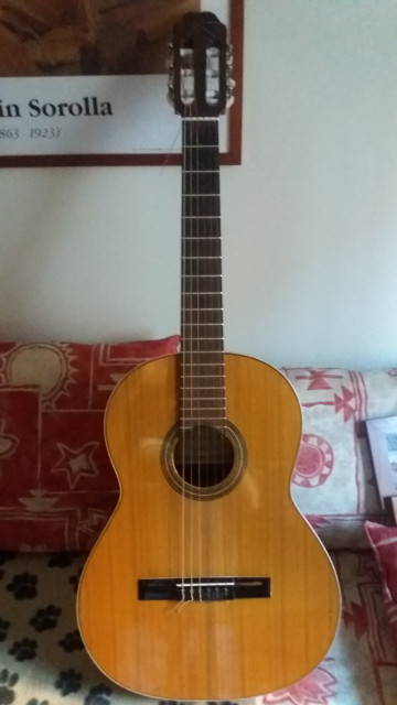 Guitarra española Luis Goya