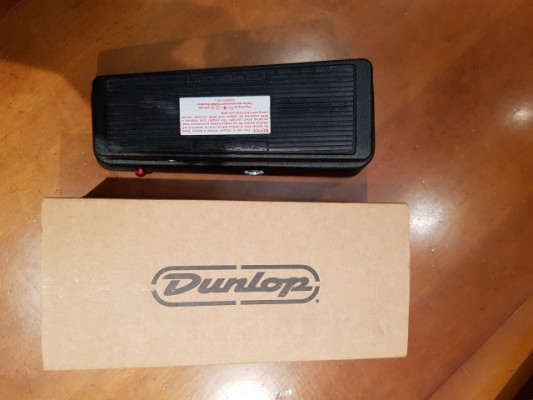 Dunlop Crybaby 95Q  SWITCHLESS , BOOST WAH