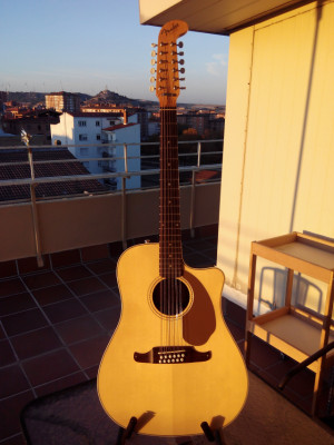 Fender Villager 12 cuerdas