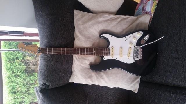 Fender strato Japonesa del 86