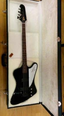 Bajo Gibson Thunderbird IV Ebony