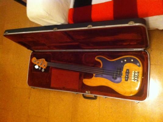 Fender Precision Fretless 1977 USA