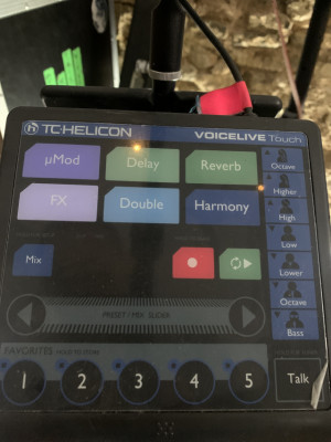 TCHelicon VoiceLive Touch