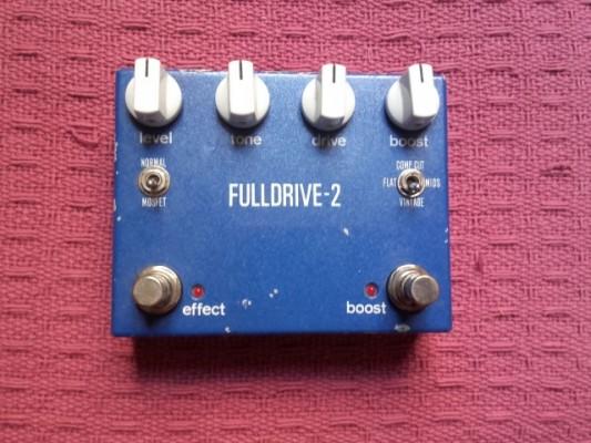 Vendo Fulltone Fulldrive 2 (clon)