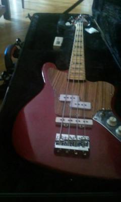 Bajo Luthier Custom