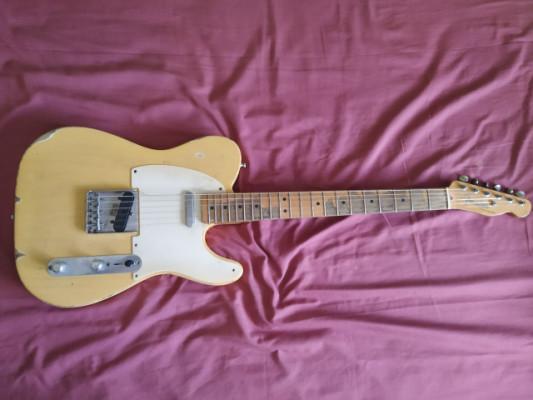 Fender Telecaster Road Worn '50s (Heavy Relic)